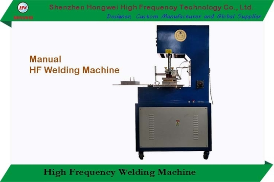 380V Blister Packing Machine , HF Manual Sealing Machines One Welding Head